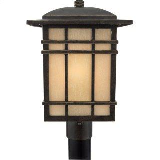 Hillcrest Outdoor Lantern in Imperial Bronze