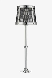 Ipswich Counter Mounted Light with Mesh Shade STYLE: IPLT02