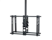 "Dual-Sided Ceiling Mount For 37"" - 70"" flat-panel TVs"