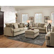 3650 - Cornell Platinum Sofa