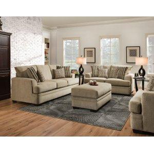 American Furniture Manufacturing3650 - Cornell Platinum Sofa