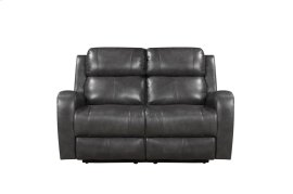 E71317 Cortana Pwr Loveseat Grey