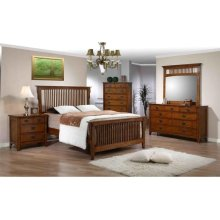 Elements - Trudy 4 Pc. Bedroom Set