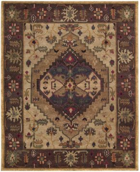 TAHOE TA01 BGE RECTANGLE RUG 5'6'' x 8'6''