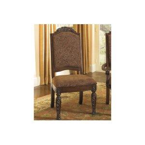 Ashley FurnitureASHLEY MILLENNIUMDining UPH Side Chair (2/CN)