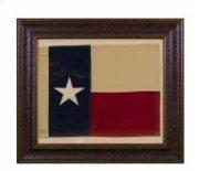 Small Texas Flag W/Matt Product Image