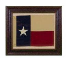 Small Texas Flag W/Matt