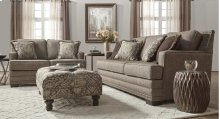 HUGHES 10100SLSCG Malibu Canyon Buckhorn Sofa, Loveseat & Chair Group