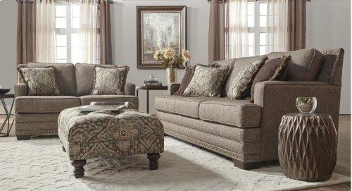 HUGHES 10100S Malibu Canyon Buckhorn Sofa