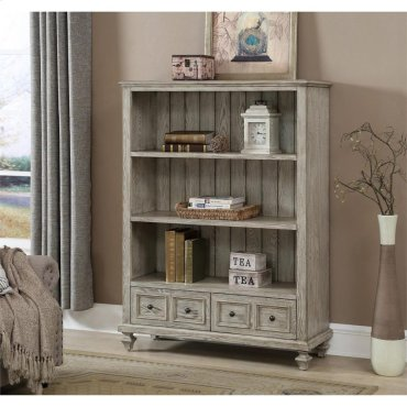 2 Drw Bookcase