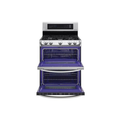6.9 cu. ft. Gas Double Oven Range with ProBake Convection® and EasyClean®