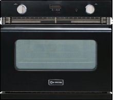 "Glossy Black 30"" Verona Gas Wall Oven"
