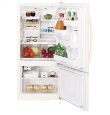 GE® ENERGY STAR® 18.1 Cu. Ft. Bottom-Freezer Door Refrigerator