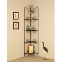 Copper Corner Bookcase Product Image