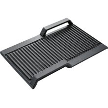 Grill for FlexInduction® Cooktops HEZ390522