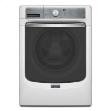 Maytag® Extra-Large Capacity Washer with Steam and Overnight Wash & Dry Cycle- 4.5 Cu. Ft. - White