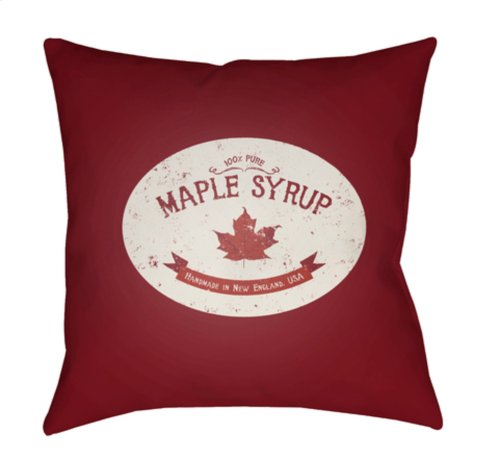 """Maple Syrup SYRP-001 18"""" x 18"""""""