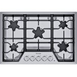 Thermador30-Inch Masterpiece(R) Star(R) Burner Gas Cooktop