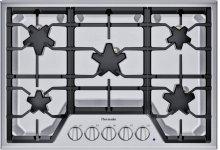 30-Inch Masterpiece® Star® Burner Gas Cooktop SGS305TS