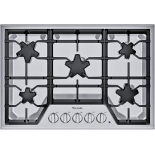 30-Inch Masterpiece® Star® Burner Gas Cooktop