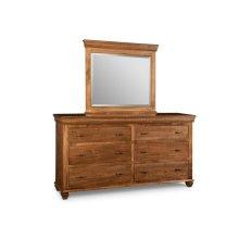 Provence 6 Drawer Long Dresser