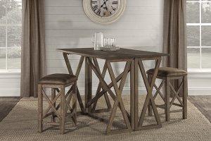 Willow Bend Flip Top Dining - 3pc Set