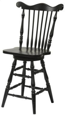 "Windswept Antique Style 24"" Barstool (match WS007)"