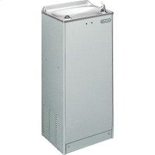 Elkay Cooler Floor Mount Hands-Free Non-Filtered, 8 GPH Light Gray Granite