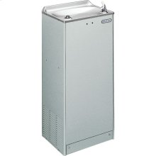 Elkay Cooler Floor Mount Hands-Free Non-Filtered 8 GPH Stainless