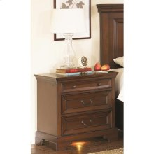 Three Drawer Nightstand
