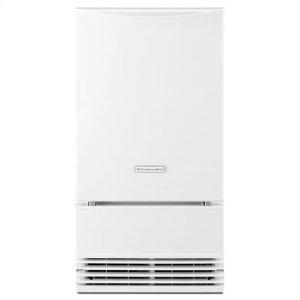 KitchenaidKitchenAid® 18'' Automatic Ice Maker - White