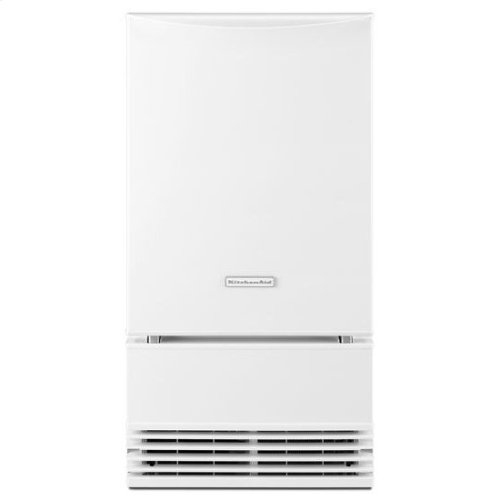 KitchenAid® 18'' Automatic Ice Maker - White