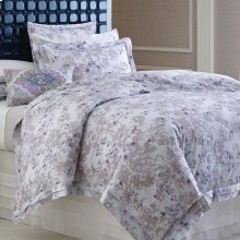 Aria Duvet Cover & Shams, SPA, FQ