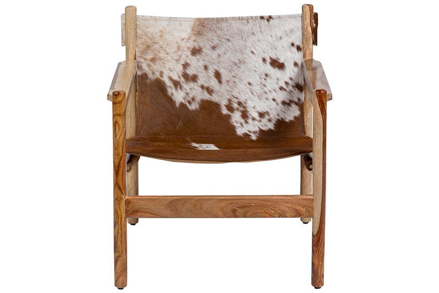 Hidden · Additional Genoa Cowhide Sling Chair SLGC30