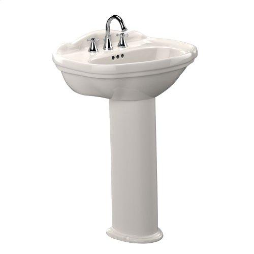 Whitney® Pedestal Lavatory - Sedona Beige