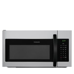 1.6 Cu. Ft. Over-The-Range Microwave - SILVER MIST