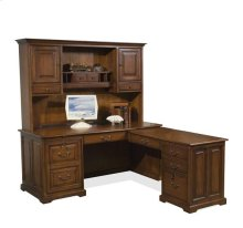 Cantata Hutch Burnished Cherry finish