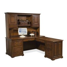 Cantata Hutch #4931 Burnished Cherry finish-Floor Sample-**DISCONTINUED**