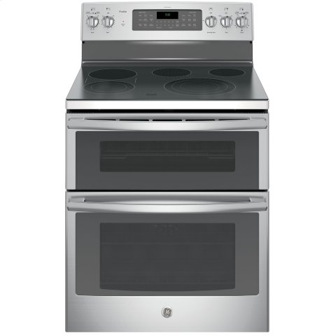 Ge Appliances Ge Profile 30 Quot Free Standing Double Oven
