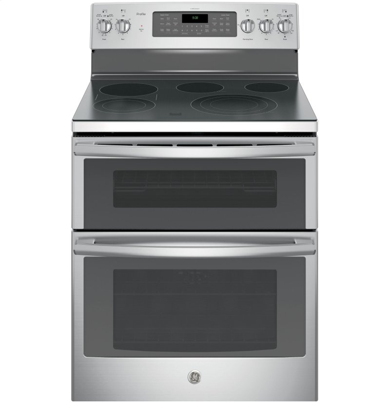 Ge Profile Series 30 Free Standing Double Oven Convection Range