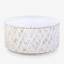 Fulton Storage Coffee Table (31x31x16)