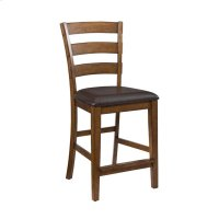 Dining - Santa Clara Ladder Back Counter Stool Product Image