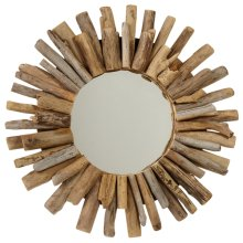 Driftwood Wall Mirror