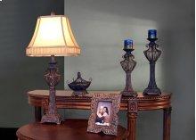 LAMP - 5PCS GIFT BOX / BROWN LAMP-BOWL-FRAME-CANDLESTICKS