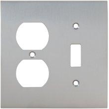 Combination Modern Switchplate