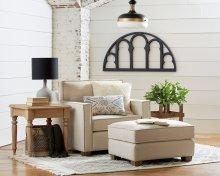 Ravel Chair and Ottoman