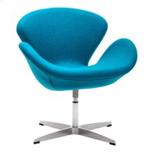 Pori Arm Chair Island Blue