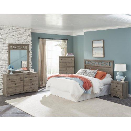 Mulberry Queen Bedroom Set