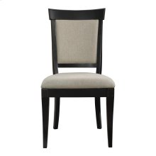 Modern Heritage Upholstered Back Side Chair