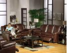 Dual Reclining Sofa And Loveseat Product Image